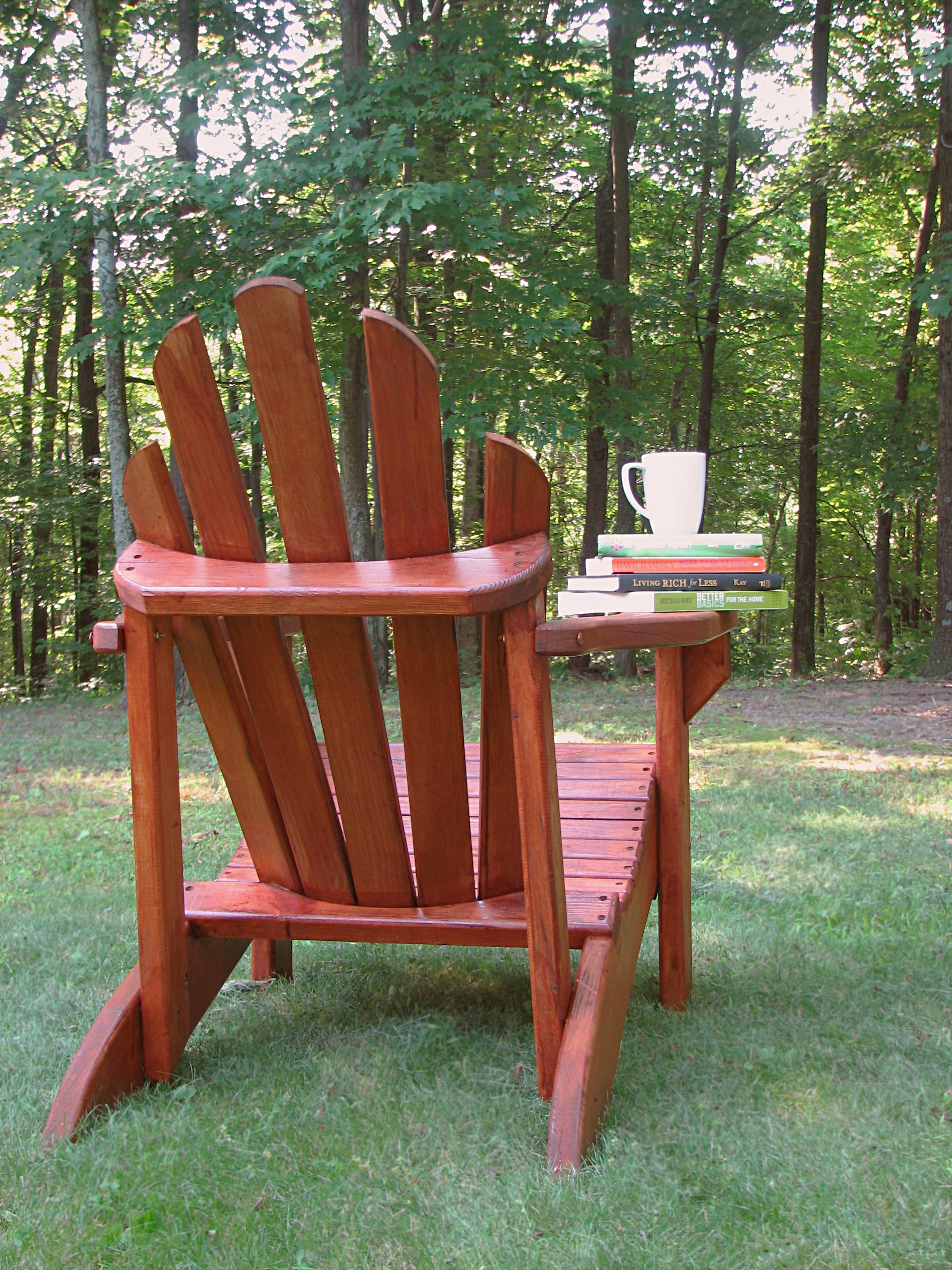Superb I Hope To Continue Using My Adirondack ...