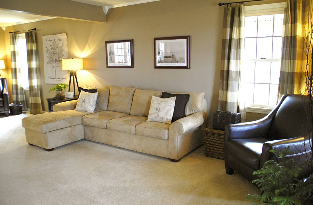 Brown favorite paint colors blog Front room paint colors