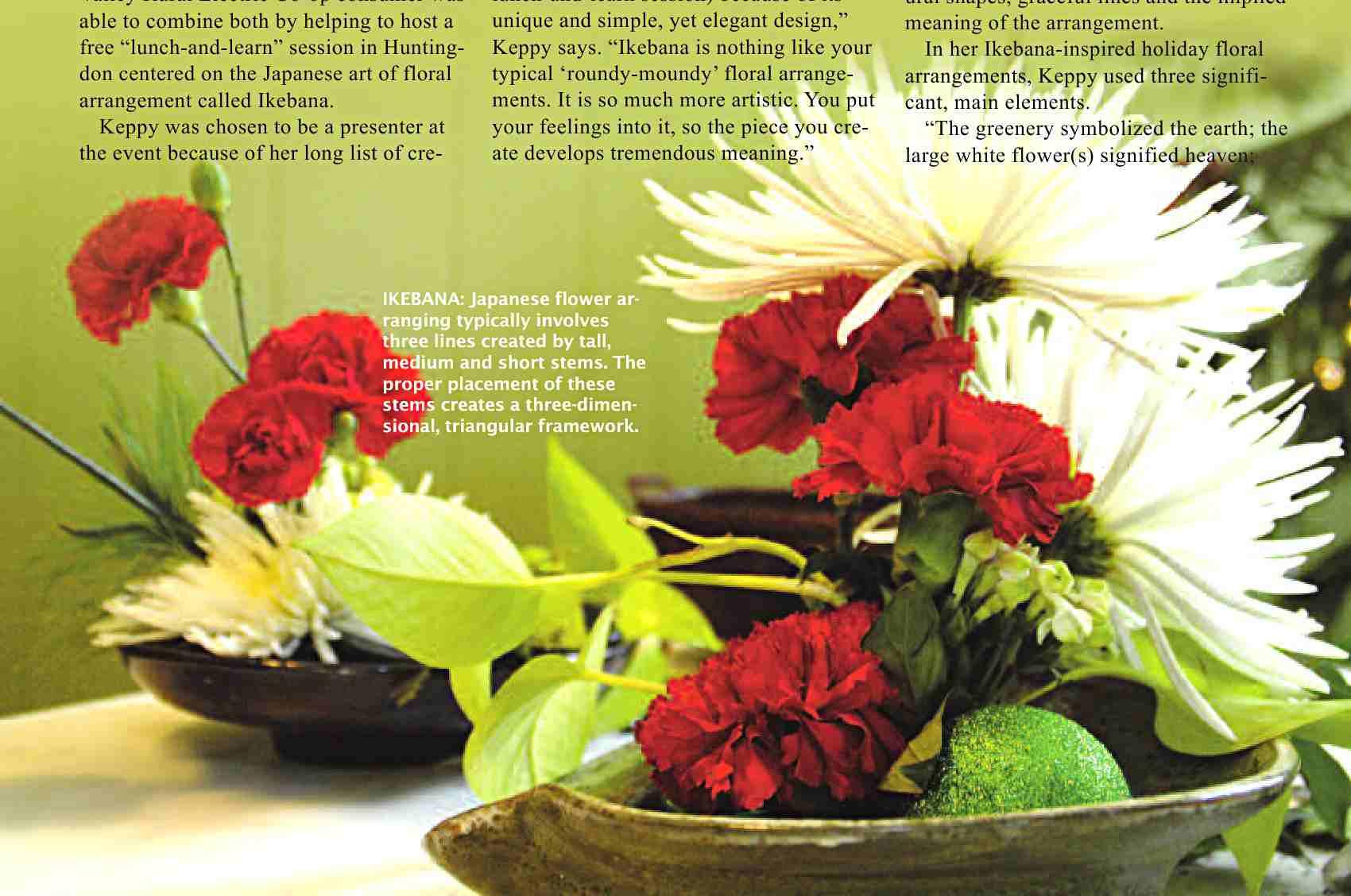 Floral Arrangements With Unique Flair Living Rich On Lessliving