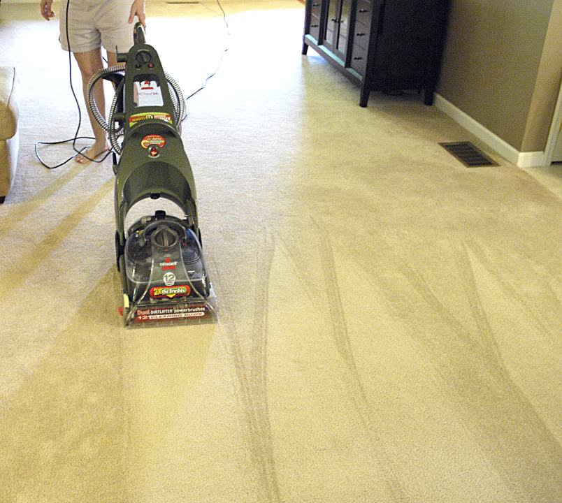 How I clean my carpets (plus pro tips