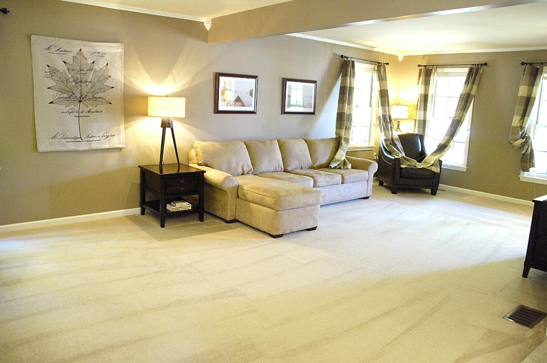 How i clean my carpets plus pro tips living rich on Carpet for living room