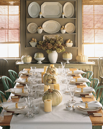 Martha Stewart dining room for less | Living Rich on LessLiving ...