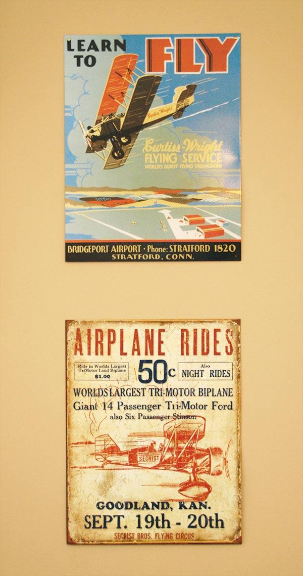 Plane-art