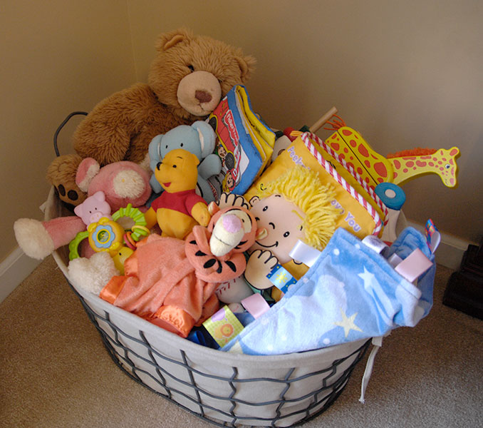Toy-basket