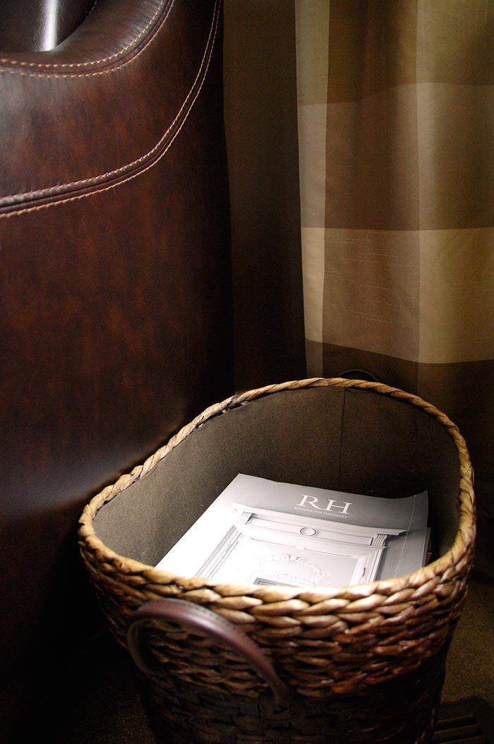 Magazine-basket