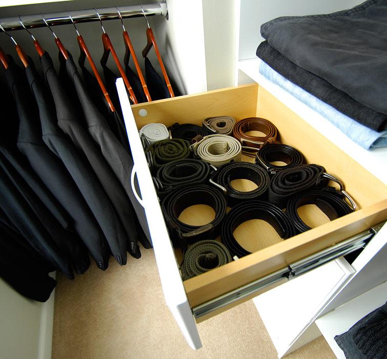 Belt-storage