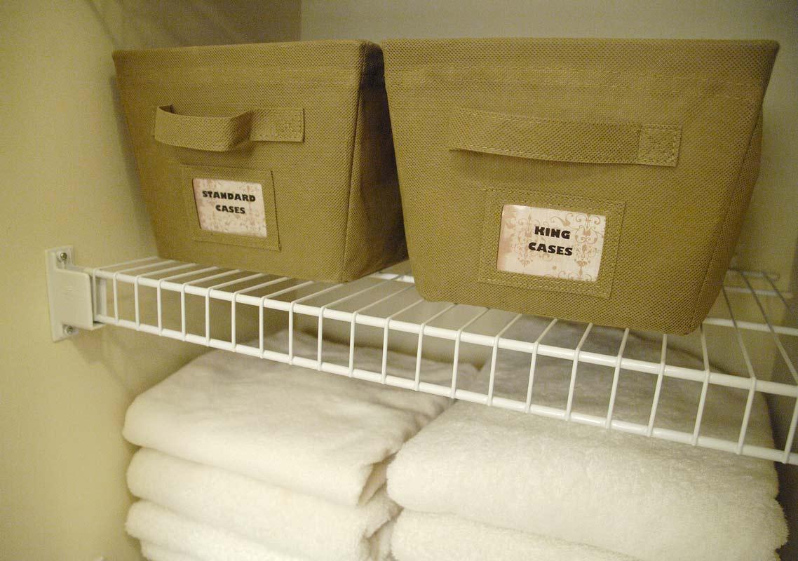 linen closet storage bins roselawnlutheran amusing linen closet storage bins