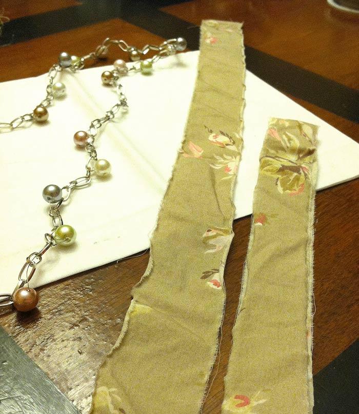 Rosette-fabric