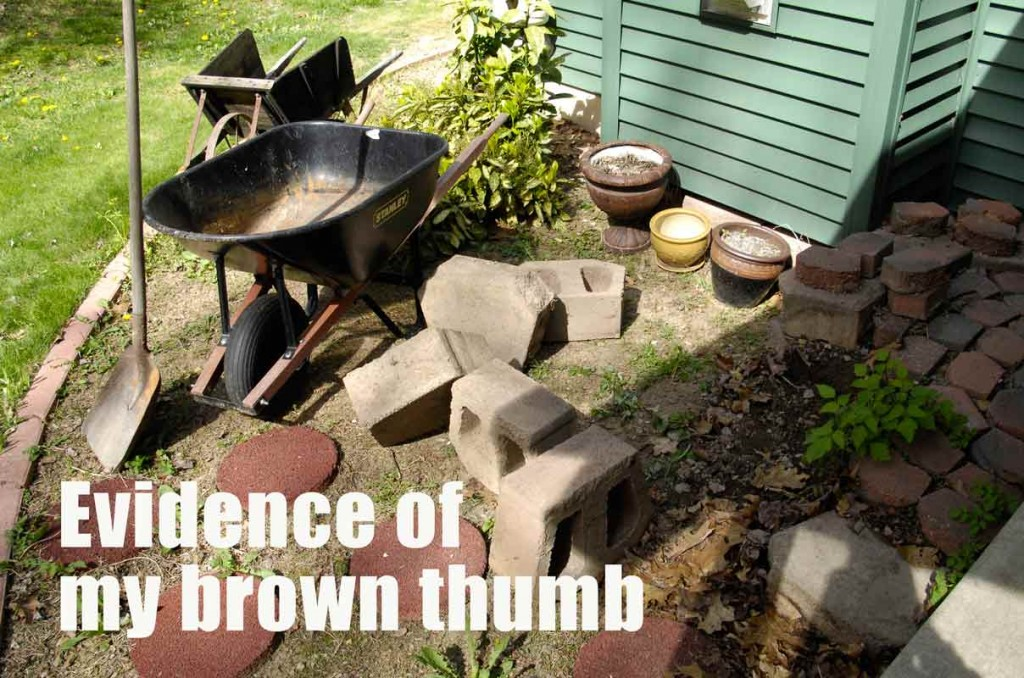 Brown-thumb