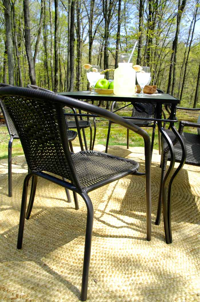 Discount Patio Chair