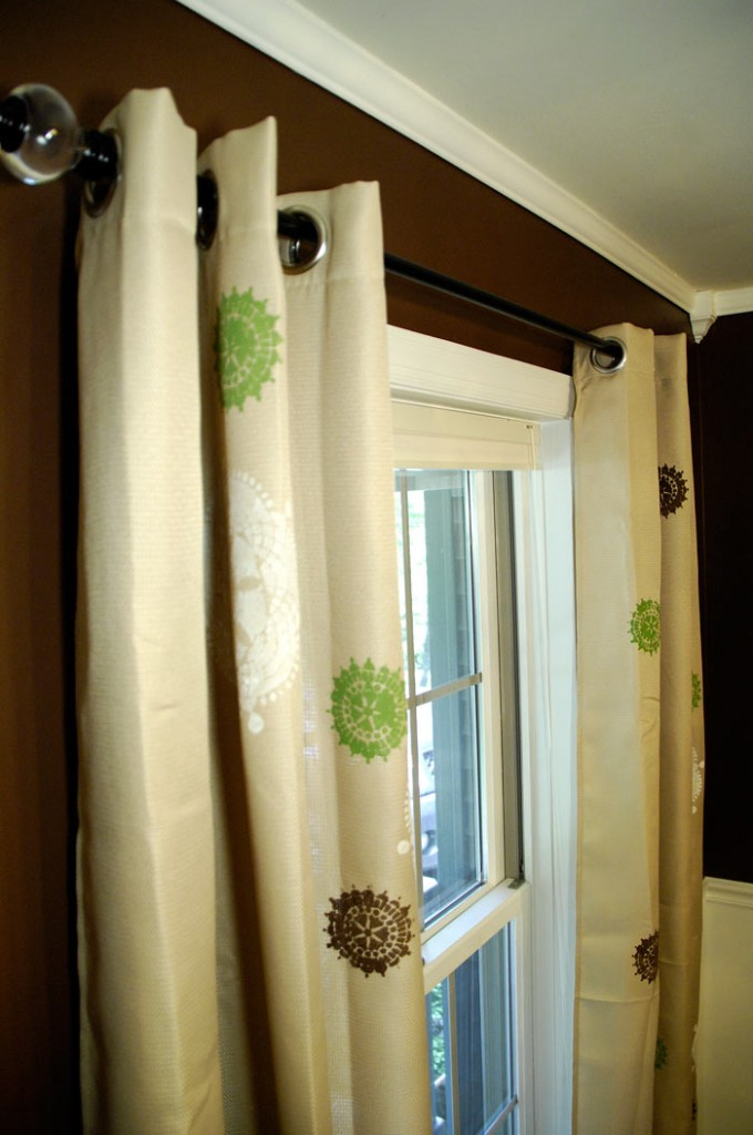 Finished-stenciled-curtains