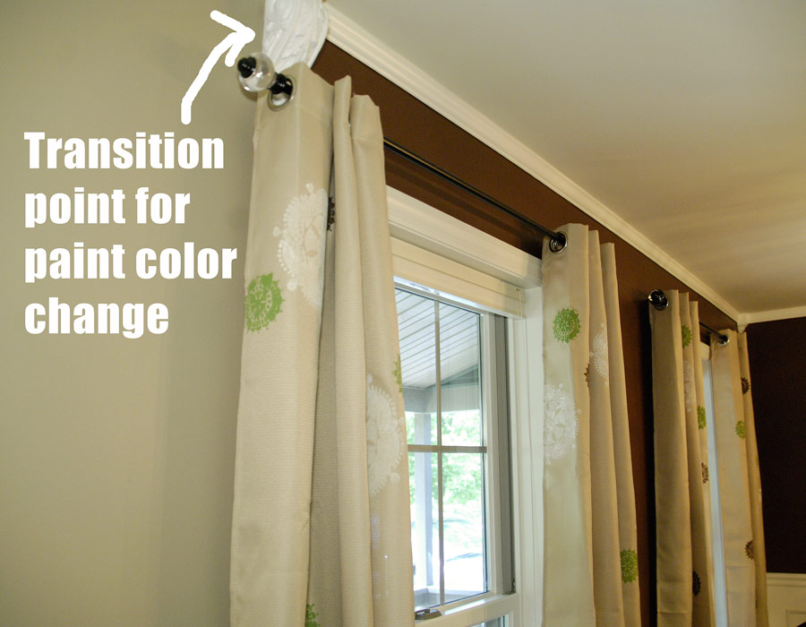 How To Transition Paint Colors From One Room To Another