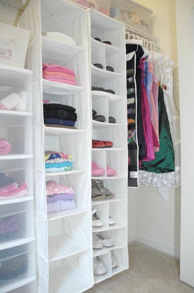 Closet-pockets