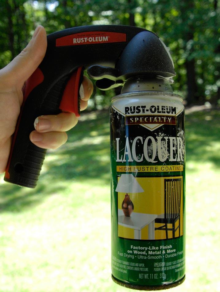 Rust-oleum-lacquer