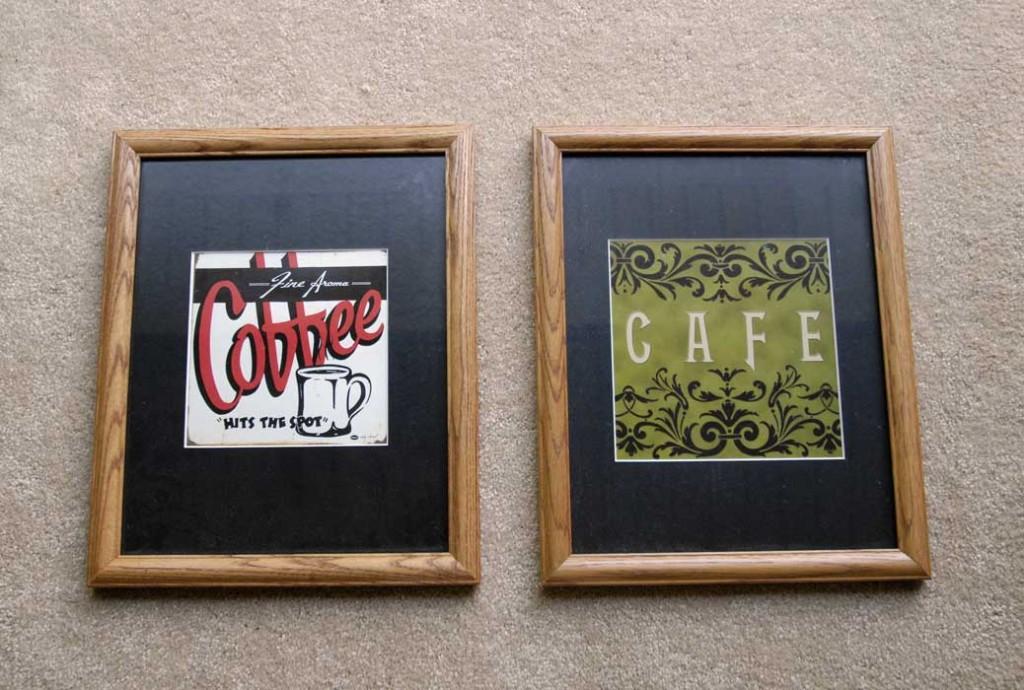Coffee-prints