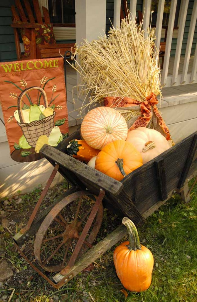 Fall-front-yard-wagon