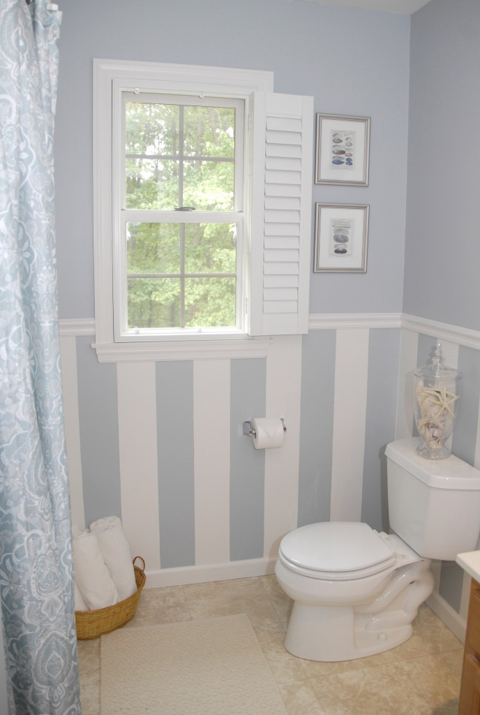 88 Bathroom Makeover plus A Drool worthy DIY Window
