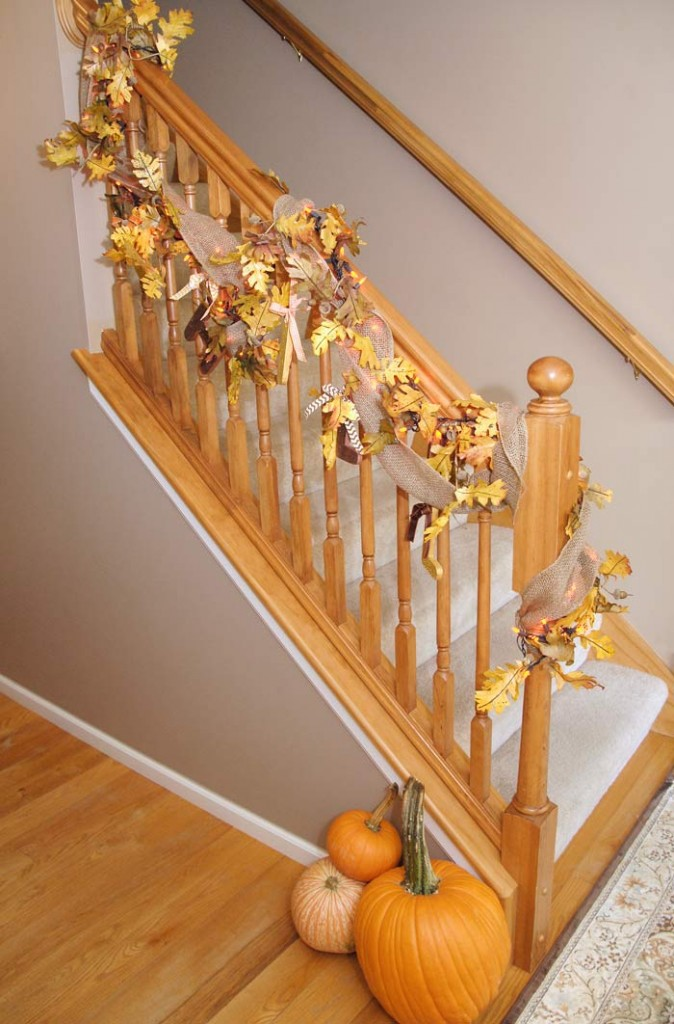 Fall-staircase