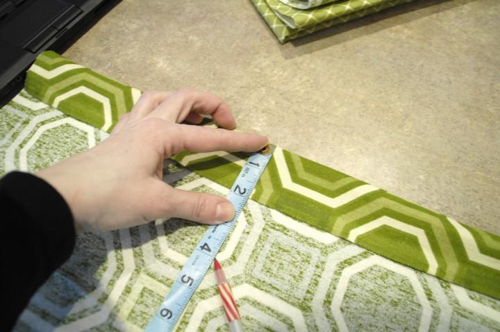 Measuring-top-fold