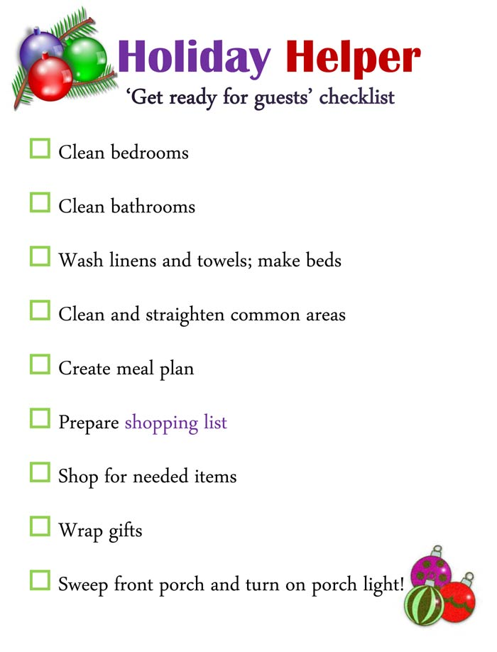 Holiday-Helper-guest-checklist