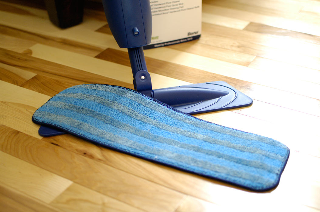 What Kind Of Floor Cleaning Pad Should You Use On Hardwood