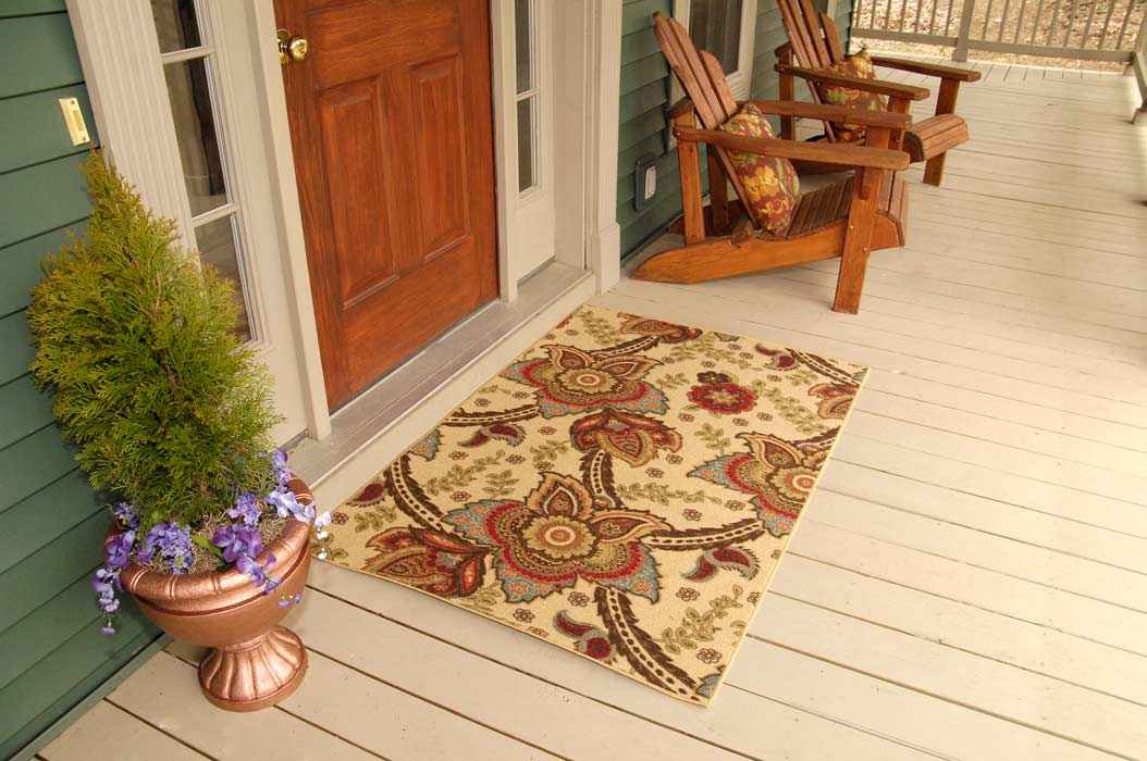 Spring-front-porch-rug