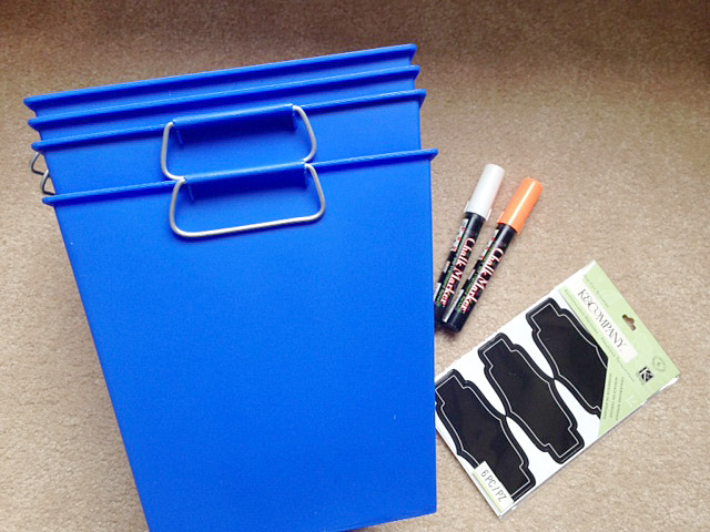 Blue-bins-chalkboard-tags