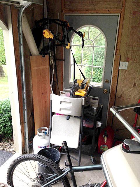 Garage-side-door