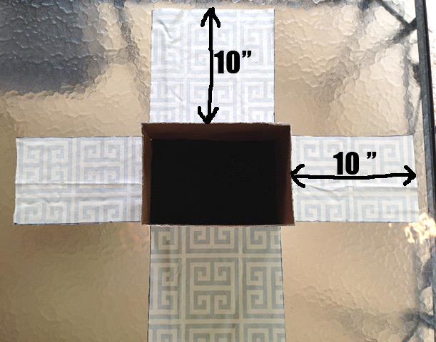 Measuring-fabric