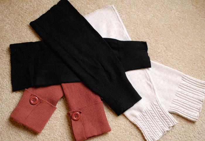 Cut-sleeves-for-boot-socks