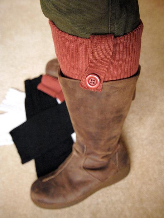 DIY-book-sock-orange
