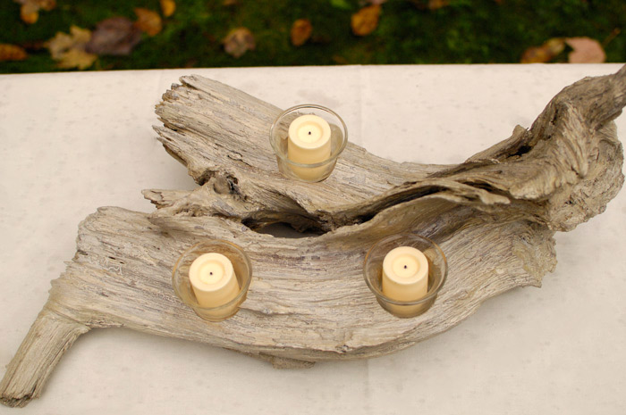 Craft projects that don 39 t look like a preschooler did them for How to make driftwood crafts