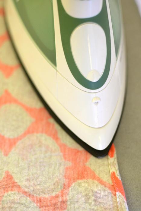Ironing-tape