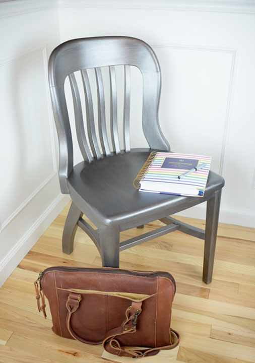 Modern Chair Makeover