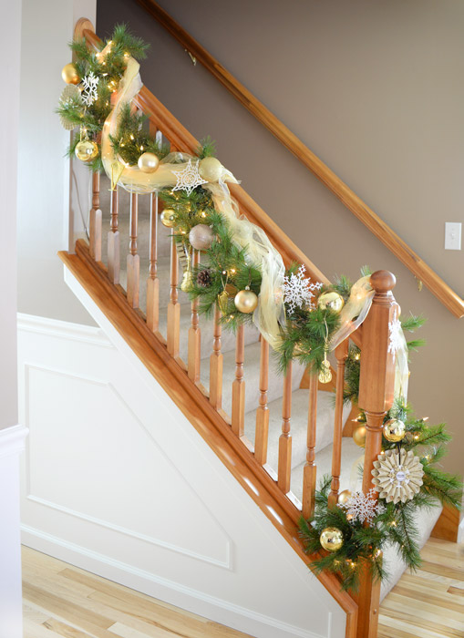 Holiday-staircase