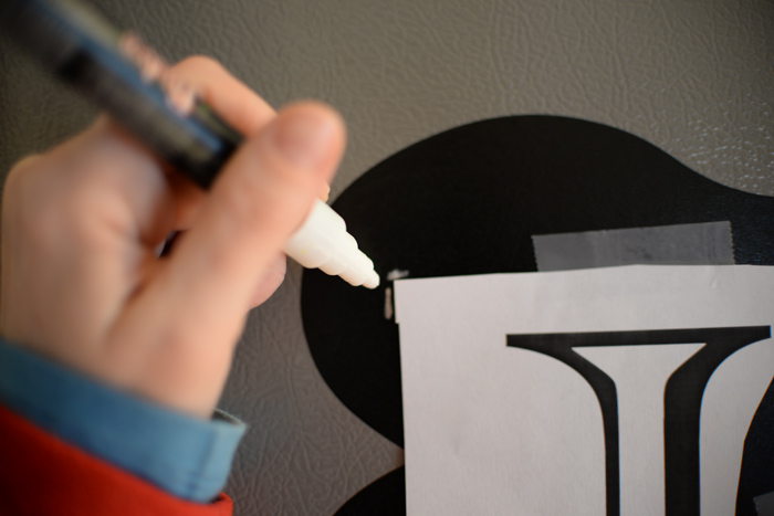 Marking-where-letters-go