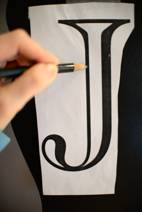 Tracing-letters