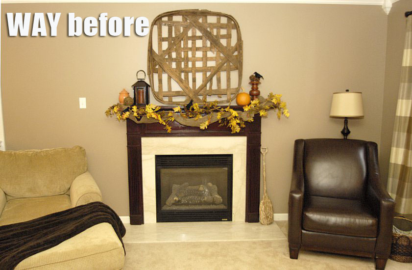 BEFORE Fall-mantel-environmental