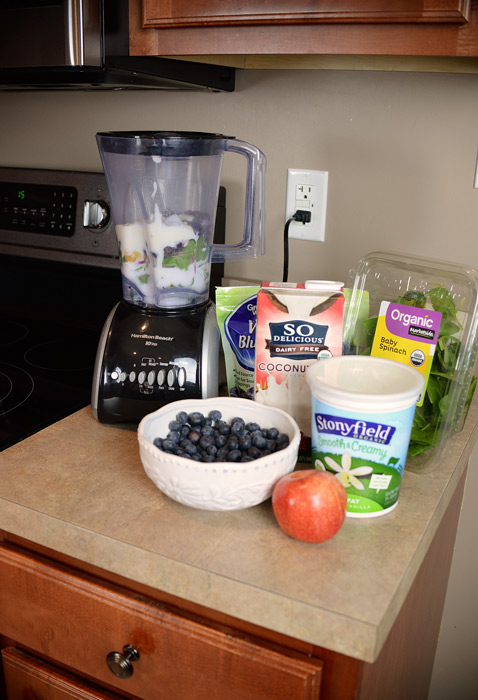 Smoothie-ingredients