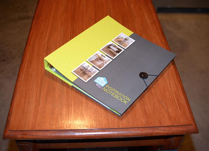 Inspiration-notebook
