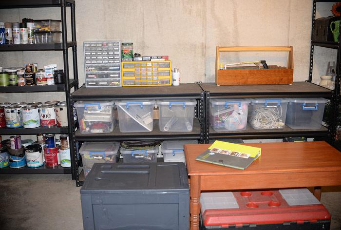 Storage-bins