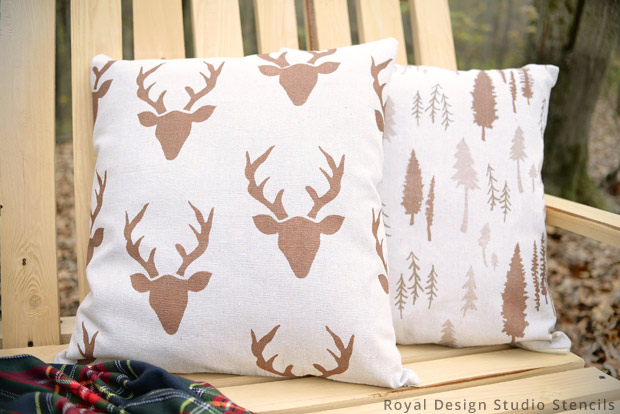 Stenciled-Pillows1