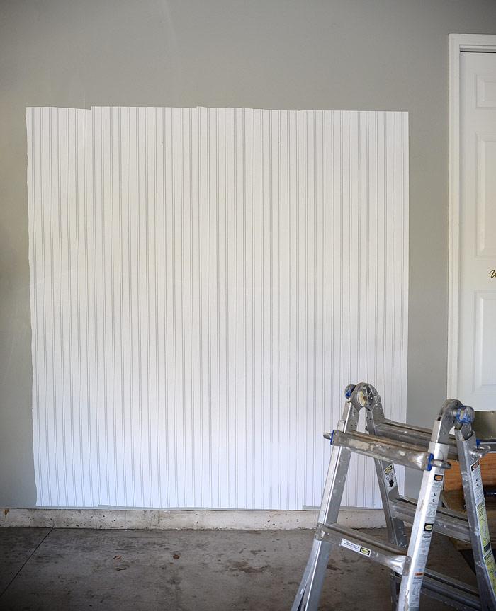 Beadboard-wallpaper