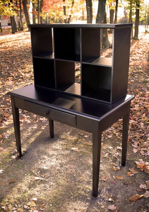 Black-desk-with-hutch-2