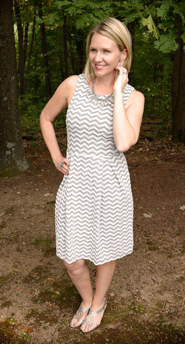 Stitch-Fix-gray-chevron-dress
