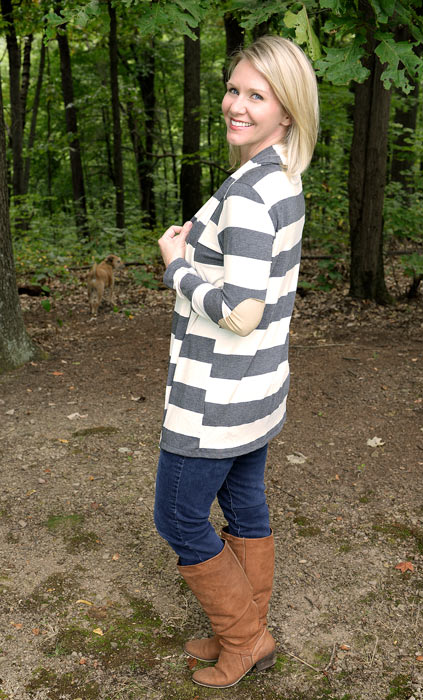 Striped-shirt-elbow-patches