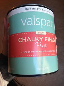 Valspar-chalky-finish-paint