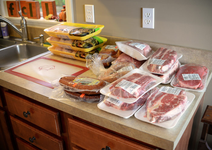 Freezer-meal-meat