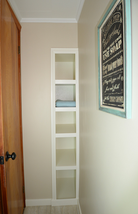Built-in-bathroom-shelves