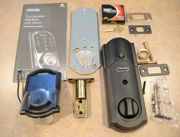 Schlage-Connect-hardware